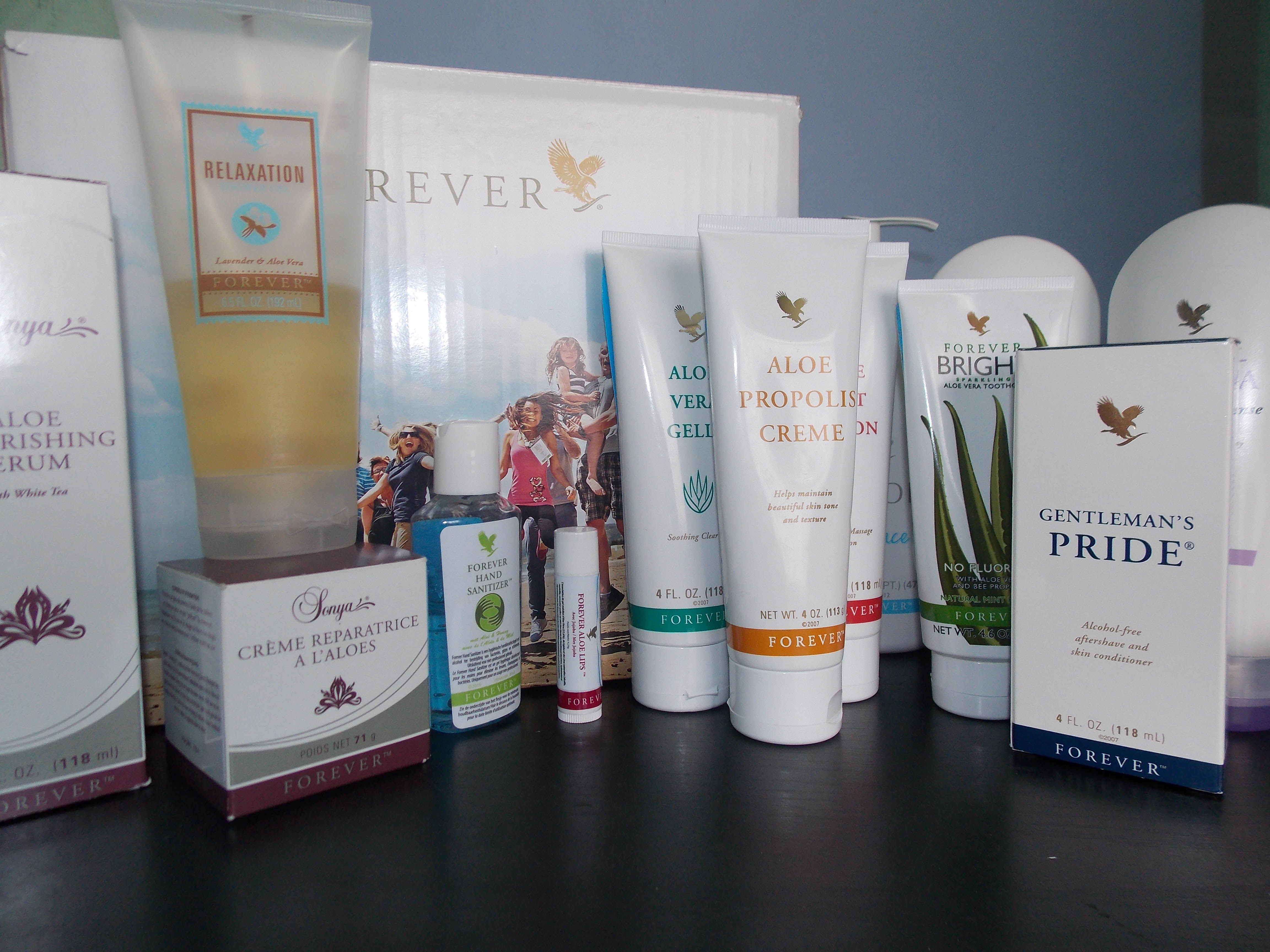 Make or Break ??? – Forever Living Aloe Products | Bunnie's
