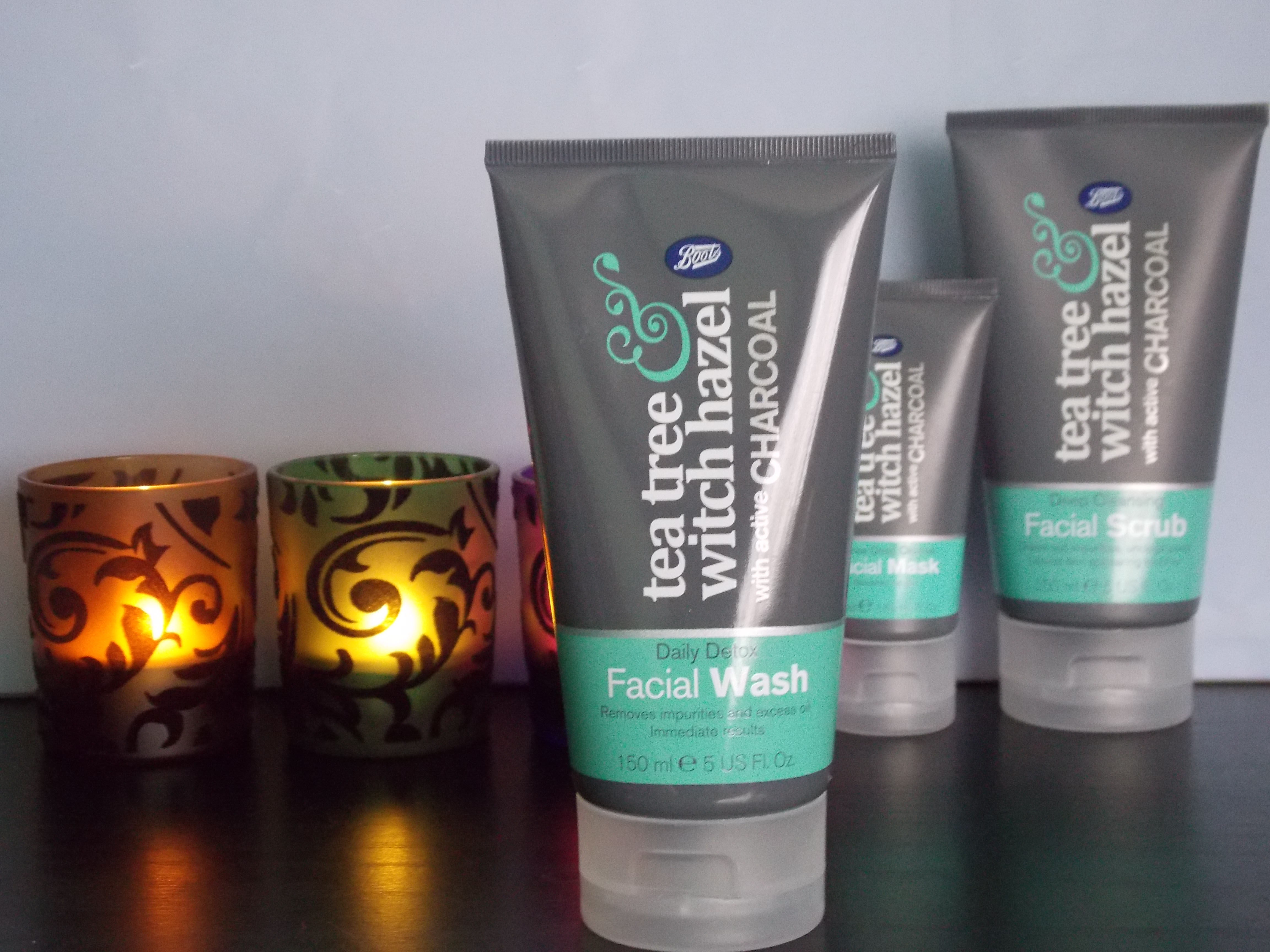 Witch facial products